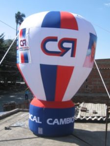 globos inflables