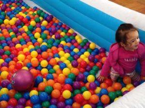 piscina de pelotas